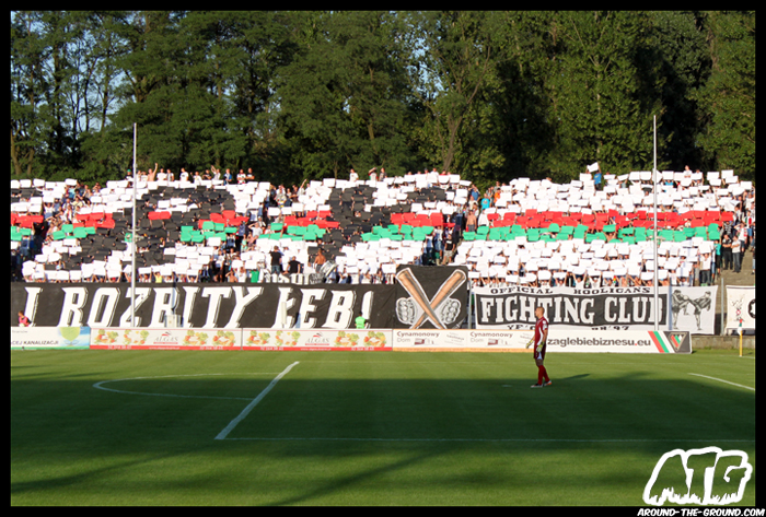 Blogul Ultras-World Sosnowiecwisla13